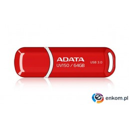 ADATA DashDrive Value UV150 64GB USB3.0 Red