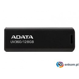 ADATA FLASHDRIVE UV360 128GB USB3.2 Black