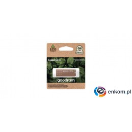 Pendrive GOODRAM UME3 ECO FRIENDLY 64GB USB 3.0