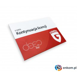 G DATA AntiVirus 2PC 1rok BOX Kont