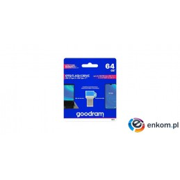 Pendrive GOODRAM ODD3 64GB USB 3.0 Blue