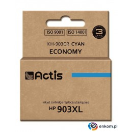 Actis tusz do HP 903XL T6M03AE reg KH-903CR -New Chip Box