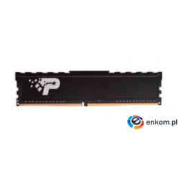Patriot Premium Black DDR4 8GB 3200MHz 1 Rank