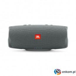 Głośnik bluetooth JBL Charge 4 Szary (kolor szary)