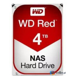"Dysk WD WD40EFAX 4TB WD Red 256MB SATA III 3,5"" - NAS"