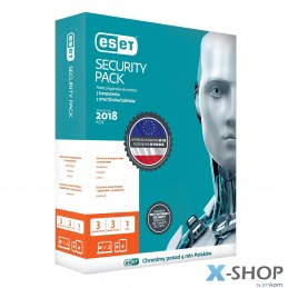 ESET Security Pack dla 3...