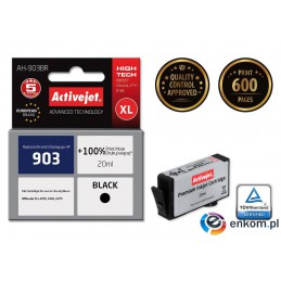 Activejet tusz do HP 903 T6L99AE reg AH-903BR - New Chip Box