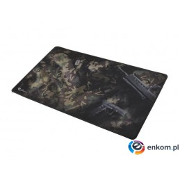 Podkładka pod mysz Genesis Carbon 500 Maxi Camo 900x450mm Gaming