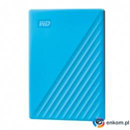HDD WD 4TB MY PASSPORT WDBPKJ0040BBL USB 3.0