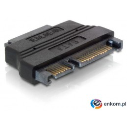 Adapter Delock SATA 22-pin (M) -  SATA 13-pin (F)