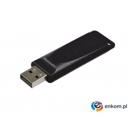 VERBATIM PENDRIVE SLIDER 16GB USB 2.0 98696