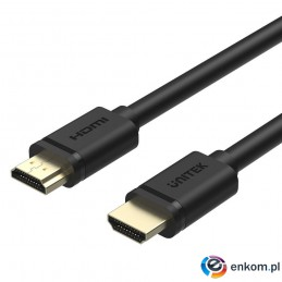 UNITEK KABEL HDMI BASIC V2.0 GOLD 1,5M, Y-C137M
