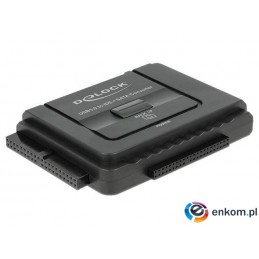 Adapter Delock USB 3.0 na SATA 6GB/s + IDE 40-pin + IDE 44-pin