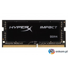 Zestaw pamięci Kingston HyperX HX426S15IB2K2/32 (DDR4 SO-DIMM  2 x 16 GB  2666 MHz  CL15)