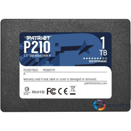 SSD Patriot P210 1TB SATA3 2.5