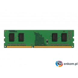 Pamięć Kingston KVR26N19S6/4 (DDR4 DIMM  1 x 4 GB  2666 MHz  CL19)