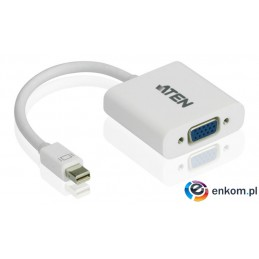 ATEN ADAPTER VC920-AT MINI DISPLAYPORT - VGA