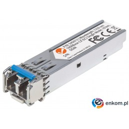 INTELLINET MODUŁ MINI-GBIC SFP 1000BASE-LX LC JEDNOMODOWY 1310NM 545013