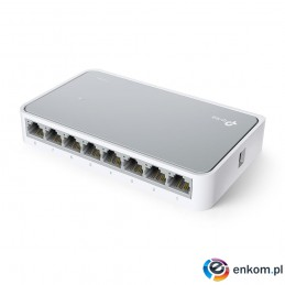 Switch TP-LINK TL-SF1008D (8x 10/100Mbps)