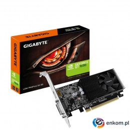 Karta graficzna Gigabyte GT1030 Low Profile D4 2GB