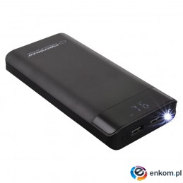 Powerbank Esperanza 17400mAh Photon czarny