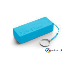 Powerbank Extreme Quark XL 5000mAh niebieski