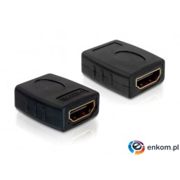 Adapter Delock HDMI(F)- HDMI(F) beczka