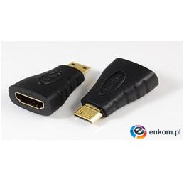 Adapter Impuls-PC HDMI-HDMI mini Miedź(99,99%)
