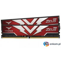 Pamięć DDR4 Team Group Zeus 16GB (2x8GB) 3200MHz CL20 1,2V Black