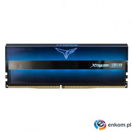 Pamięć DDR4 Team Group Xtreem ARGB 16GB (2x8GB) 4000MHz CL18 1,35V Black