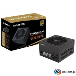 Zasilacz Gigabyte GP-P850GM 850W 120mm 80+Gold