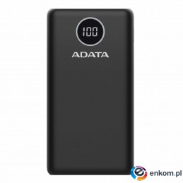 ADATA POWERBANK P20000QCD BLACK