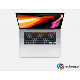 """Apple MacBook Pro with Touch Bar i7-9750H 16""""IPS Retina 16GB SSD512 Radeon Pro 5300M_4GB Silver 1Y"""