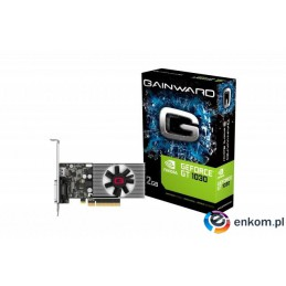 Karta graficzna Gainward GT 1030 2GB D4 Fan