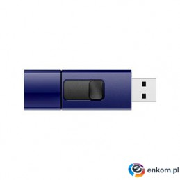 Pendrive Silicon Power 16GB 2.0 Ultima U05 Navy Blue