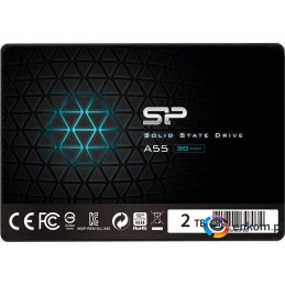 "Dysk SSD Silicon Power ACE A55 2TB 2,5"" SATA3 (560/530 MB/s)"