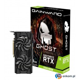 Karta graficzna Gainward RTX 2060 Super Ghost V1 8G