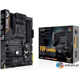 Płyta Asus TUF GAMING B450 PLUS II/AMD B450/SATA3/M.2/USB3.1/PCIe3.0/AM4/ATX