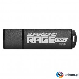 PATRIOT RAGE PRO 420/400 MB/s 512GB USB 3.2