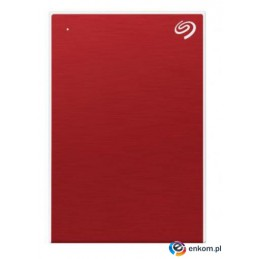 HDD Seagate ONE TOUCH Portable 1TB Red USB 3.0