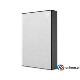 HDD Seagate ONE TOUCH Portable 4TB Silver USB 3.0