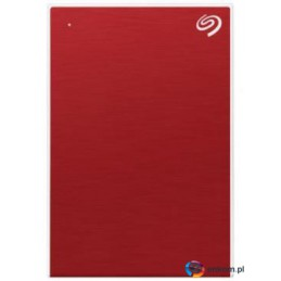 HDD Seagate ONE TOUCH Portable 4TB Red USB 3.0