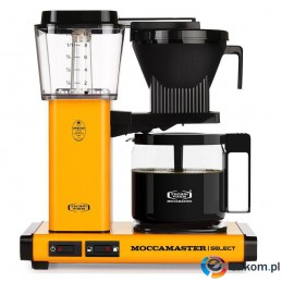 Moccamaster KBG 741 Select - Yellow Pepper