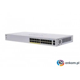 Switch Cisco CBS110-24PP-EU