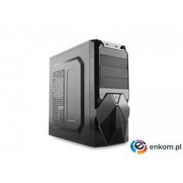 Obudowa Everest Midi Tower 629K Black USB 3.0 ATX/mATX - USZ OPAK