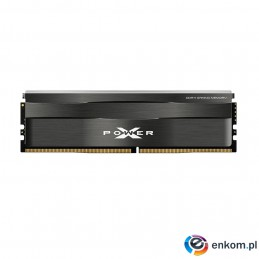 Pamięć DDR4 Silicon Power XPOWER Zenith Gaming 16GB (1x16GB) 3600MHz CL18 1,35V