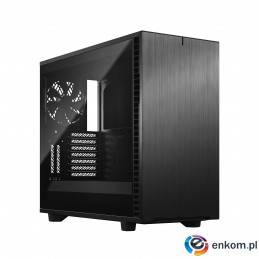 OBUDOWA FRACTAL DESIGN DEFINE 7 Black TG