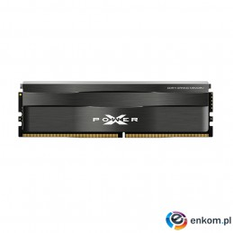 Silicon Power DDR4 16GBx1 (3600,C18,OC-UDIMM,(1Gx8 DR),w/HS)