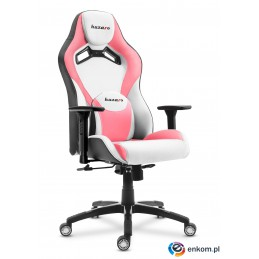 Fotel gamingowy HZ-Force 7.3 Pink
