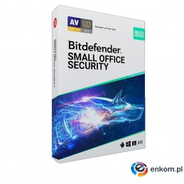 Bitdefender Small Office Security ESD 5 stan/12m